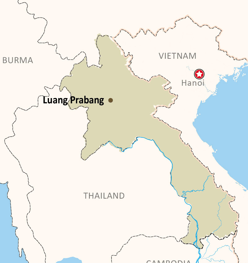 LUANG PRABANG FULL DAY TOUR